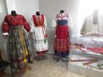 Выставка по народному костюму