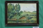 Персональная выставка картин Федора Поянского